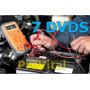 Curso Eletricista De Carro Auto Elétrico Vídeo Aulas 7 Dvds