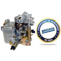 Carburador Solex 31 Pict Fusca 1600 Exportação Novo Solex