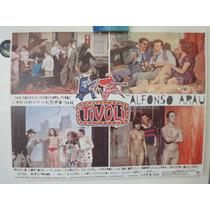 Cartel Tivoli Alfonso Arau Lyn May Carmen Salinas Harapos
