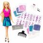 Boneca Barbie - Glitter No Cabelo Mattel
