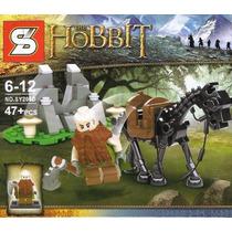 Figuras Armables Lego 2 En 1 The Hobbit 47 Piezas