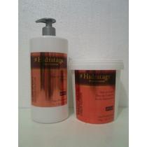 Hidratage Botulinica Capilar Shampoo + Máscara Fiber Repair