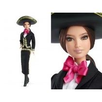 Barbie Mariachi Traje Tradicional De México Mattel Oferta
