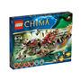 Oferta Lego Chima 70006 Buque Cocodrilo Cragger Command 609