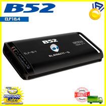 Potencia B52 Elp184 1800w 4 Canales - Audio Para Autos