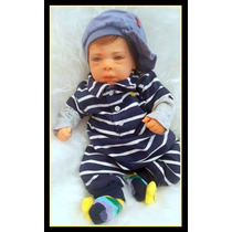 Lindo Bebê Reborn Rafael - Taõ Real Que Parece De Verdade
