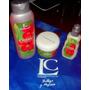Linea Natural Con Sabila Y Cayena Lior Cosmetics100%original