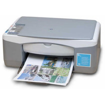 Impressora Multifuncional - Hp Psc1410 All-in-jet - Revisada