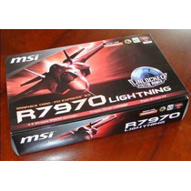 Msi Radeon Hd 7970 Lightning 6 Saidas De Video