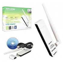 Adaptador Usb Wireless 150mbps Tp-link Tl-wn722n