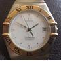 Omega Constellation Acero Y Oro Open Case Automatico Rolex