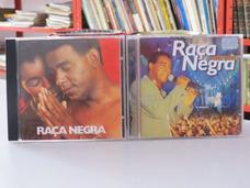 d8a93cbef3 Lote Com 2 Cds Raça Negra Samba Pagode Promoção Original!