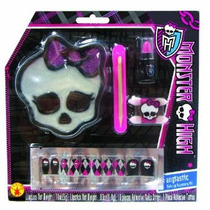 Monster High Fangtastic Vestuario Kit De Maquillaje