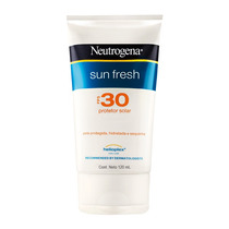 Protetor Solar Neutrogena Sun Fresh Corpo Fps30 Com 120ml