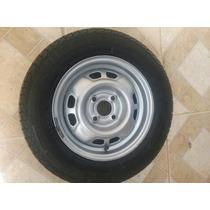 Estepe Roda Do Chevette Dl L Junior Com Pneu P 44