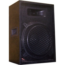 Caixa Acustica De Som Music Way 10 Profissional 200w Passiva