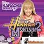 Cd Karaoke Hannah Montana 2 Nuevo, Sellado. De Usa Importado