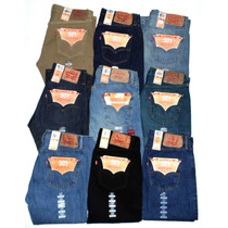 Pantalones Levi´s Clasico 501 ¡envio Gratis!! Comprando 5 !