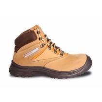 Zapato De Seguridad Industrial Berrendo Tecnolight Mod. 340