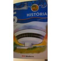 Projeto Buriti História - 5 Ano - Editora Moderna