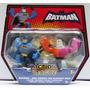 Batman Hombre Elemento Rex Mason Action League Mattel