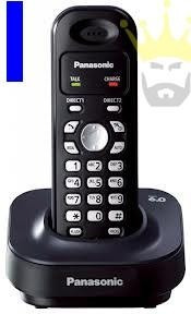 kc telefone sem fio panasonic kx tg1371lb novo r 94 99 em rh produto mercadolivre com br Panasonic 6.0 Cordless Phone Manual Panasonic Kx Instruction Manual