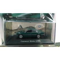 Miniatura Monza 1988 1:43 Inesqueciveis Nacionais