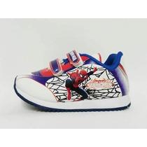 Zapatillas Hombrearaña Spiderman