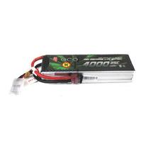 Bateria Lipo 3s 11.1v 4000mah 25c Gens Ace Alta Descarga