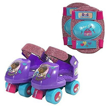 Playwheels Doctora Juguetes Nios Glitter Rollerskate Junior