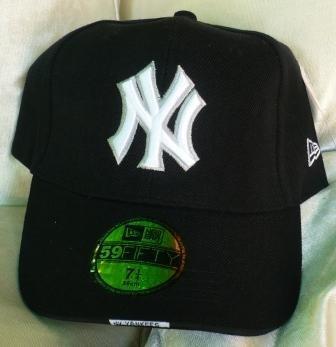 Gorra New York Yankees Cerrada 7 1 4 Negra. - Bs. 0 91997df40f1
