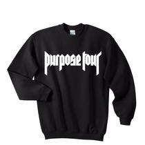 Buzo Justin Bieber Purpose Tour