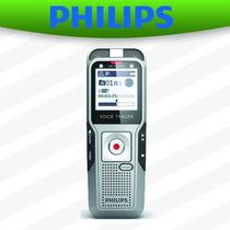 Grabadora Digital De Voz Philips Dvt3500 Usb Mp3 Recargable