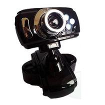 Camara Web Usb Zoom 18 Mpx Leds Vision Nocturna Webcam Pc