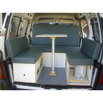 Equipo Mini Camper Multifuncion -modelo Estandar-