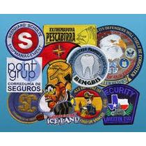 Estampados Personalizados: Escudos, Publicidades Y Nombres