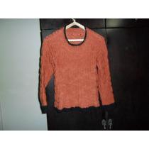 Sweters Vintage: Artesanales Con 2 Agujas Y Pura Lana
