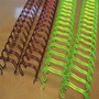 Anillos Nº14, Alambre Doble Ring Wire, 3:1, 100 Unid