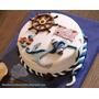 Torta Cumpleaños Marinero