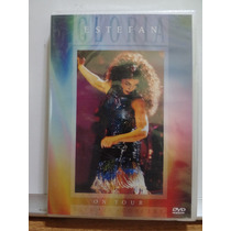 Dvd Gloria Estefan On Tour Novo Lacrado