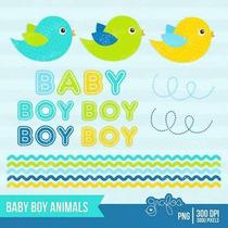Kit Imprimible Baby Shower Nene Imagenes Clipart