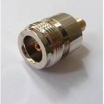 Conector Adaptador N-femea / Sma Femea