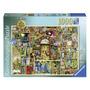 ¡ Rompecabezas Ravensburger Bookshop 2 1000 Pzs Puzzle !!