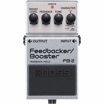 Pedal Boss Fb2 Feedback/booster, 11722 Musical Sp
