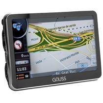 Gps Gauss - 7 - Sistema I Go - Tda - Bluetooth - Mp3 - Video