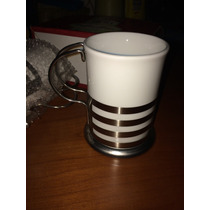 Coffe Mug Par Juego De Tazas Para Cafe Ceramica 200 Ml