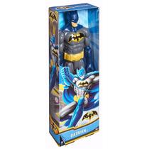 Boneco Batman Liga Da Justiça Cdm63 Mattel 30 Cm Articulado
