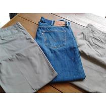 Pantalones Levis Y Nautica Originales!!!!