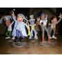 Coleccion Muñecos Mini Hinchas Coca Cola Mundial