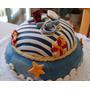 Torta Cumpleaños Marinero Para 30 Personas